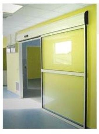 Doortronix HDS Clean provides hermetic closure against air dust chemical or bacteriological attacks. Sound attenuation and isolation also available. & automatic door sliding doors Doortronix Inc. Sliding Swinging ...